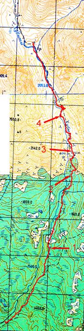 День 2: карта