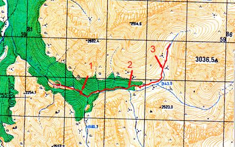 День 4: карта