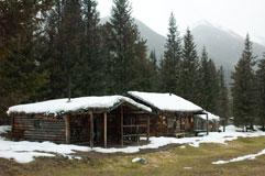 Несколько зимовий на Шумаке